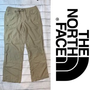 The North Face Women's Tan Active Pants Size 2